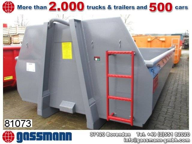 Andere Abrollcontainer Bayernbox ca.10m³