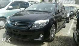 New Toyota fielder fulloaded very clean
