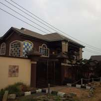5 Bedroom Mansion and Bq at Sparklight Estate via Magodo GRA