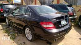 Very Clean Registered 08 Mercedes Benz C300