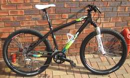 "Scott 26"" mountain bike. Hydraulic disc brakes"