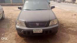 Honda CTV at ogudu ORIOKE