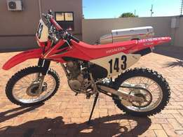 "Honda CRF230F Excellent Condition ""like new"""