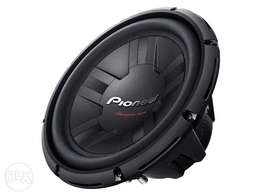 """Pioneer Subwoofer 12"""" Champion Series TS-W311S4"""