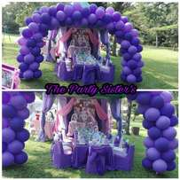 Kids Themed Parties : By The Party Sisters