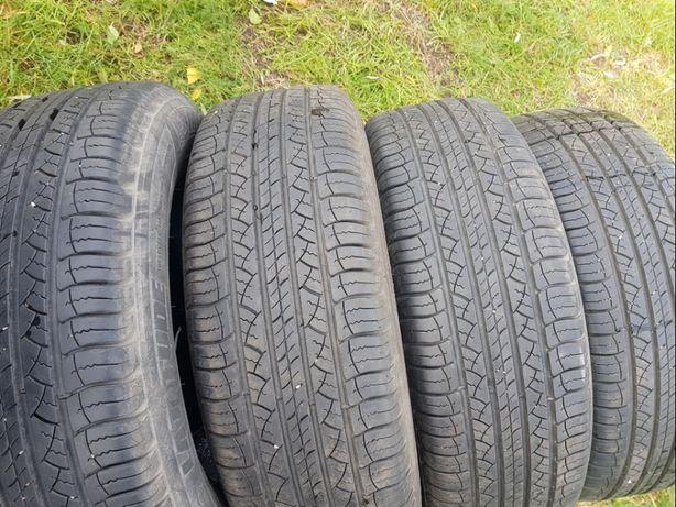 Opony Całoroczne 2156516 Ms Michelin 2011 Rok Dot4911 Bieżnik 7mm