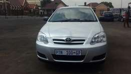 Toyota runx 1.6rs 2004 for sale
