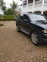 BMW X5 leaving sale