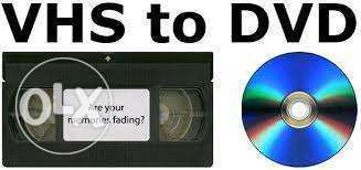 from VIDEO to DVD at a good price