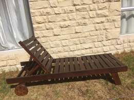 Outdoor lounger for sale