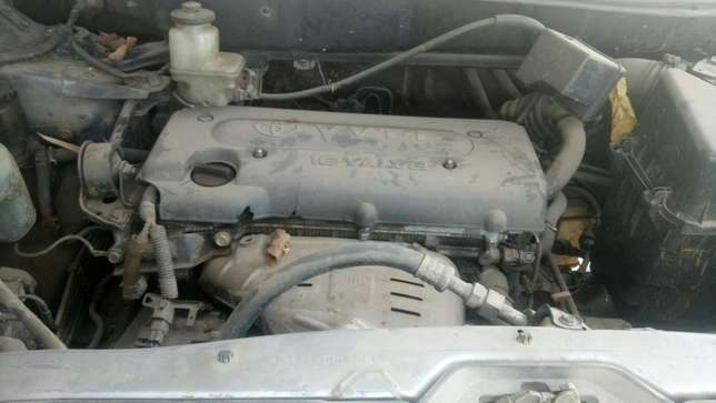 Salvage Toyota harrier Industrial Area - image 6