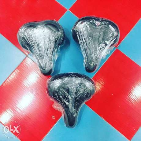Bicycle seat for sale each 3.5bd