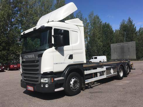 Scania G490 - 2016