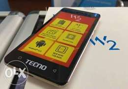 A week old tecno w2 for sale