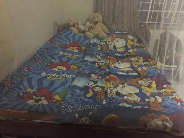 Double Bed With Mattress Westlands - image 1