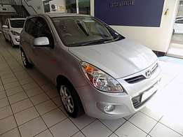 2012 Hyundai i20 1.4 Automatic with only 48 000 km! FSH