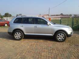 2006 VW Touareg V8 Automatic For Sale R120000 Is Available