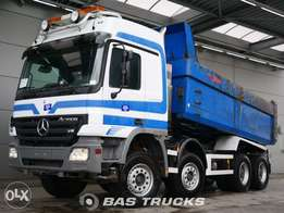 Mercedes Actros 4150 K - To be Imported