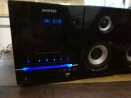Sinotec Mini HiFi . Model No MDHF-X9.