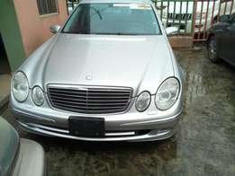 Mercedes Benz E500 model 2005 tokunbo