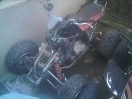 Aeon Cobra 220CC Quad Auto sold as is R5000 nt neg at clives bikes