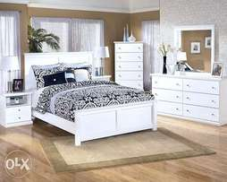 Milini Full bedroom furniture set