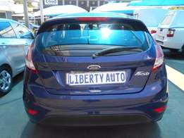 2016 Ford Fiesta 1.4 Ambiente 23,813km Full Service History