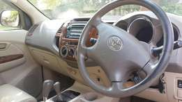 Fortuner V6 Automatic 4x4