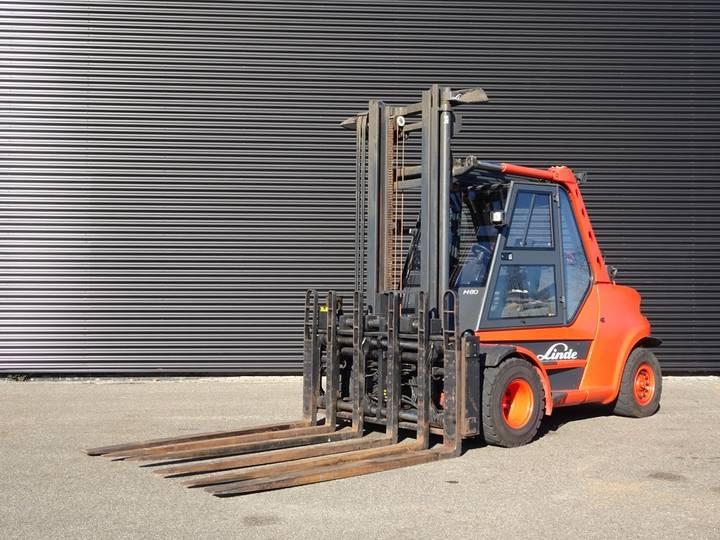 Linde H80T / 900-03 / 4484 HOURS! - 2006