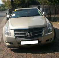 Cadillac CTS Stripping for Spares