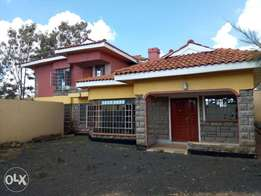 Very spacious five bedrooms in ongata rongai
