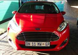 Ford fiesta 2013 1.6 tdci econetic