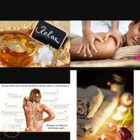 Full body massage and aroma therapy