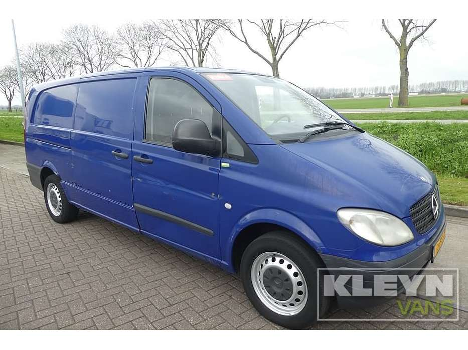 Mercedes-Benz VITO 109 CDI xxl - 2006 for sale | Tradus