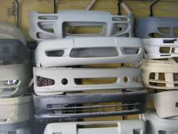 New - Re-Manufactured - Car Bumpers - From R650 Each