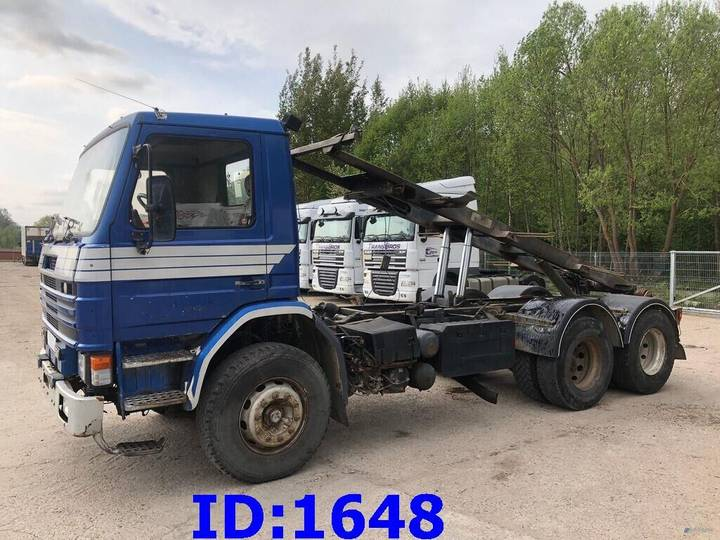 Scania 93 10tyre - 1992