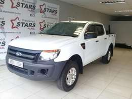 2012 Ford Ranger XL 2.2 D/C TDCI Available Now !!
