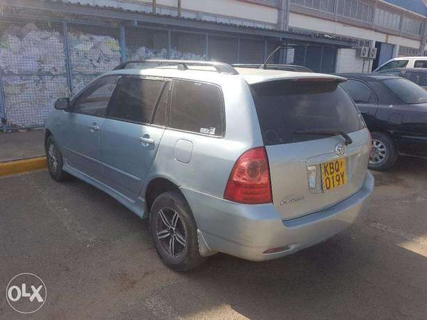 Toyota Fielder for SALE South C - image 4