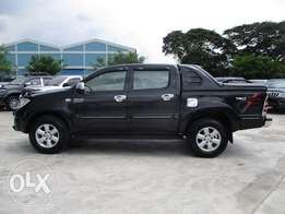 Toyota Hilux double cab. KCN number 2010 model loaded with alloy ri