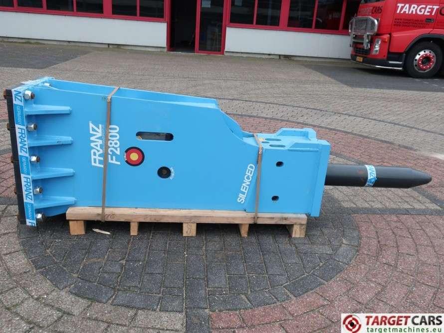 Franz F2800 Hydraulic Excavator Breaker Hammer 25~34T