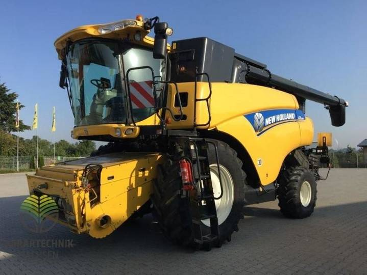 New Holland cr 9080 scr - 2013