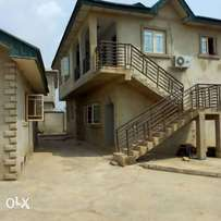 Room & Parlour Self contained at Adeoyo Ring Road Ibadan