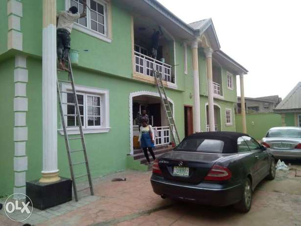 A newly built and furnished 2bedroom flat at shagari Est. Ipaja Lagos. Ipaja - image 2