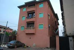 Three story building for sale with steady water supply,