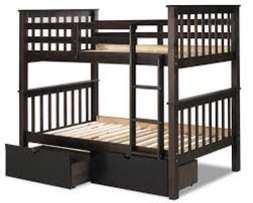 bunk beds n this design, made on order
