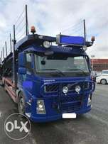 Volvo Fm440 Soon Expected 4x2 With Lohr Euro 4 - For Import