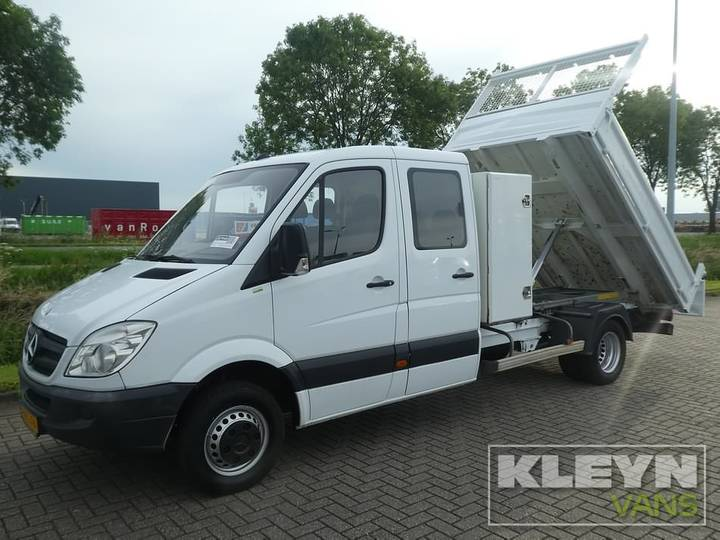 Mercedes-Benz SPRINTER 513 CDI dc kipper ac 106 dkm - 2012