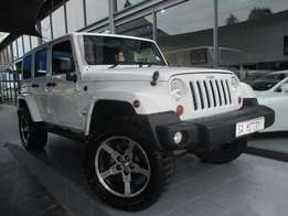 2012 Jeep Wrangler 3.6 Sahara Unlimited
