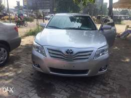 Toyota camry muzzle first body leather seat accident free lagos cleare