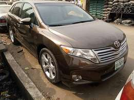 full option Toyota Venza (2010)